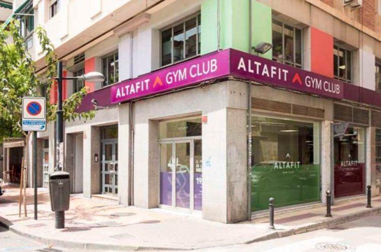 Gimnasio  AltaFit Murcia