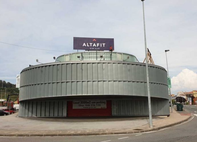 Gimnasio AltaFit Ronda Norte