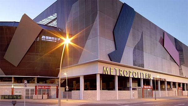 Gimnasio Metropolitan Gijón