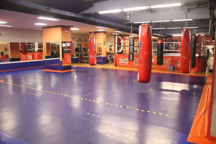 Boxeo El Rayo