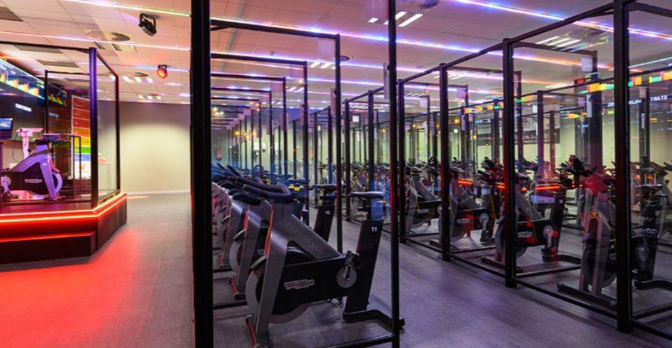 Gimnasio GO fit Plaza Eliptica