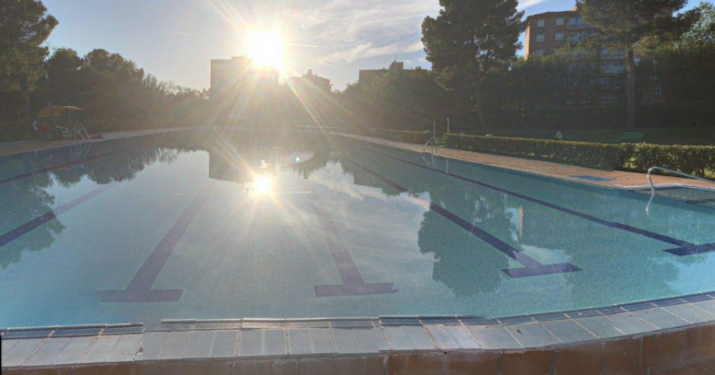 piscina verano polideportivo entrevias
