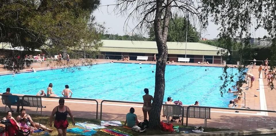 piscina verano polideportivo hortaleza
