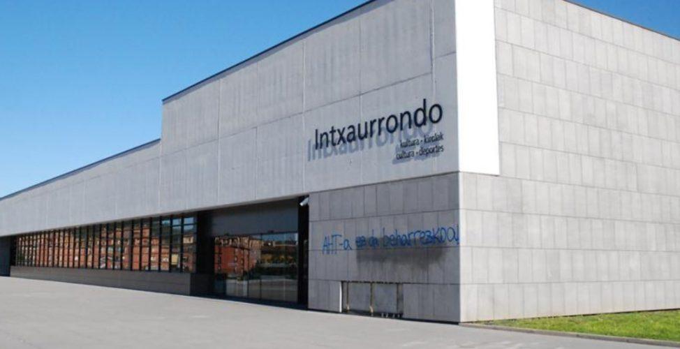 Polideportivo Municipal Intxaurrondo