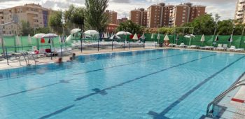 piscina exterior forus badajoz