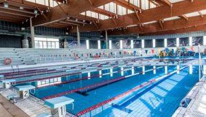 piscina interior forus getafe